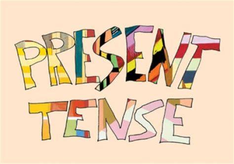 Example essay in present tense